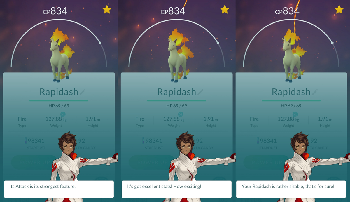 how to get more prestige points in pokemon go
