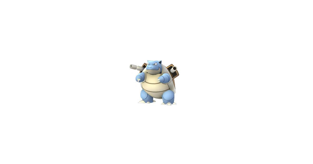 What are the attacks Blastoise learns in Pokemon fire red?