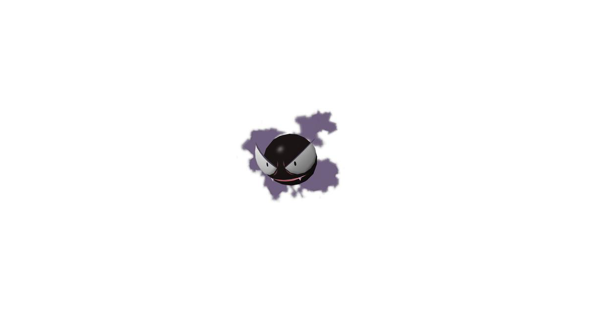 Pok 233 Mon Go Gastly Evolution Locations Nests Moveset