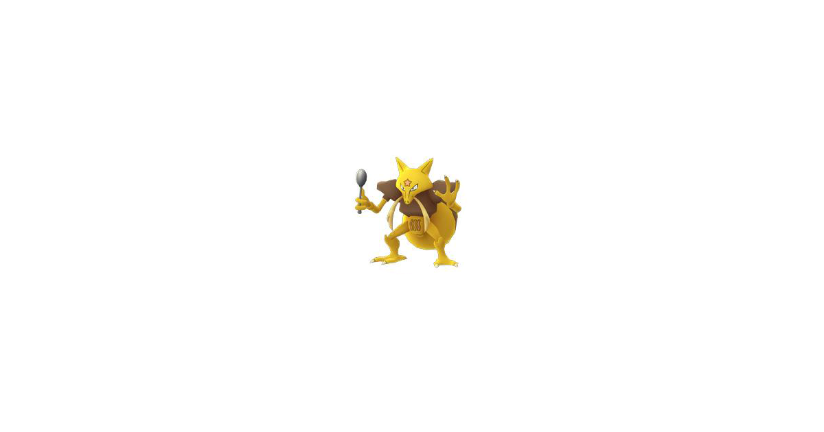 Pokemon Kadabra Moves Images
