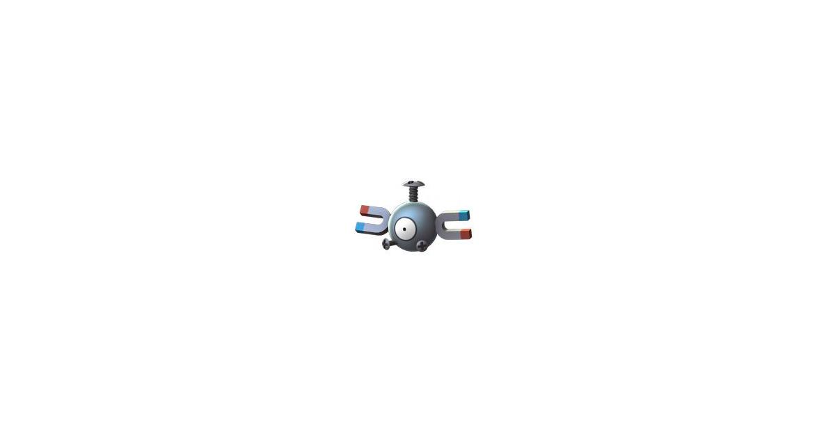 Magneton Pokemon Go Images