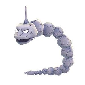 Pokémon Go Onix Evolution, Locations, Nests, Moveset - PokéGo