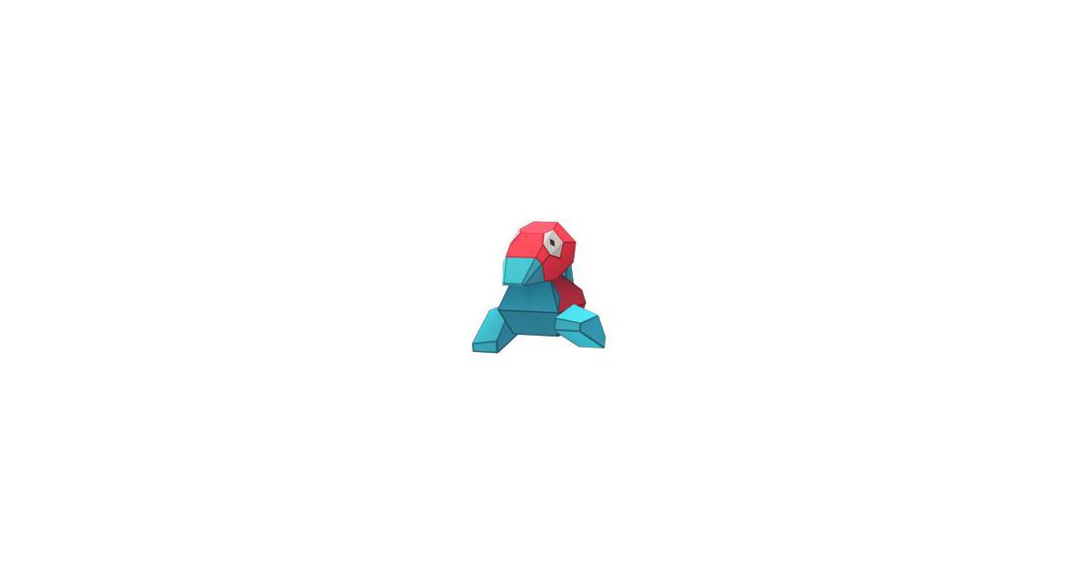 Pokémon Go Porygon Evolution, Locations, Nests, Moveset - PokéGo