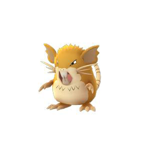 raticate pokemon go