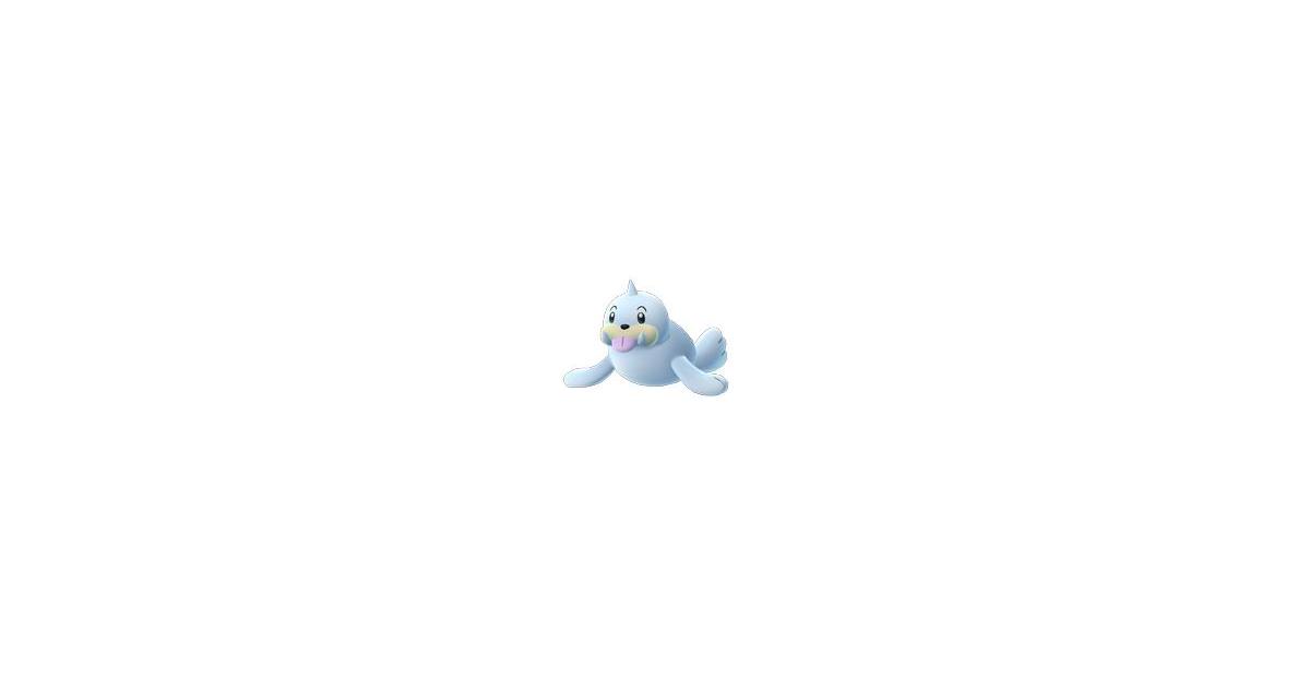 Dewgong Pokemon Go Images