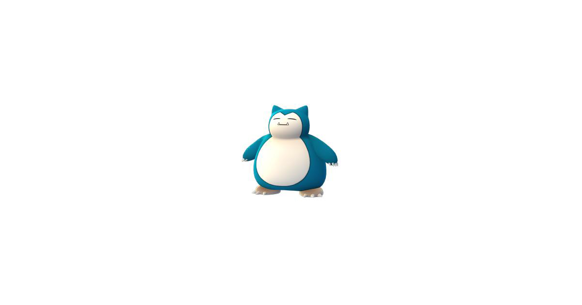 Pok 233 Mon Go Snorlax Evolution Locations Nests Moveset