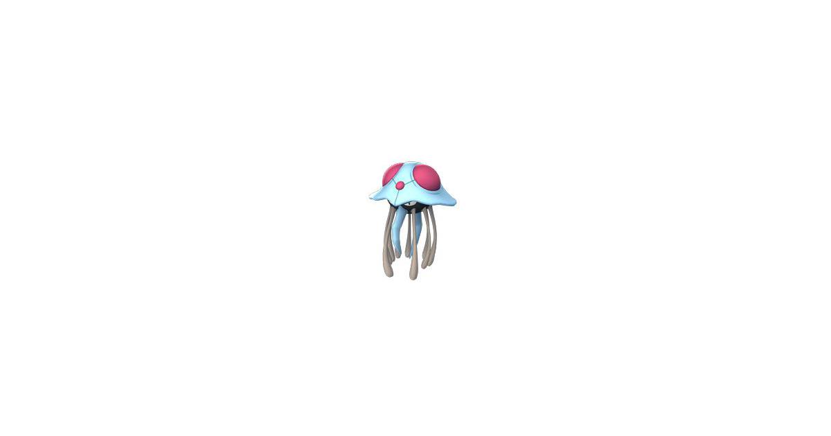 Pokemon Tentacruel Images