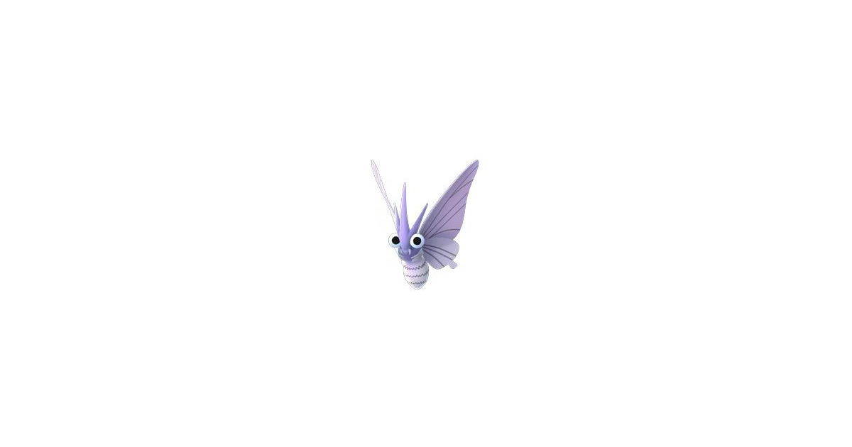 Venomoth evolution