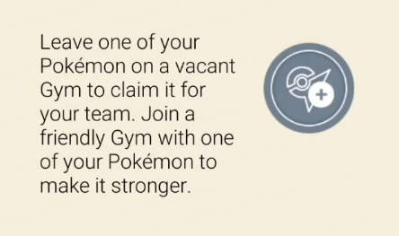 how to claim a gym in pokemon go