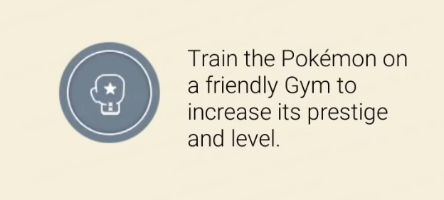 how to increase prestige of a gym in pokemon go