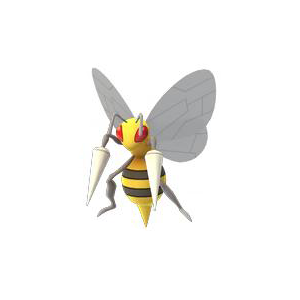 beedrill pokemon go