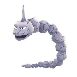 Pok 233 Mon Go Onix Evolution Locations Nests Moveset Pok 233 Go